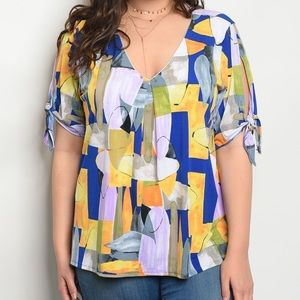 Tops - 5 for $100 🎉HOST PICK🎉2XL Scoop Neck Blouse